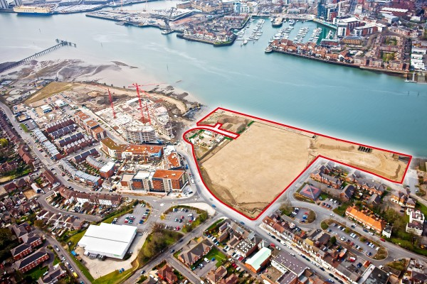 The Marine Employment Quarter is where the proposed project will be based.