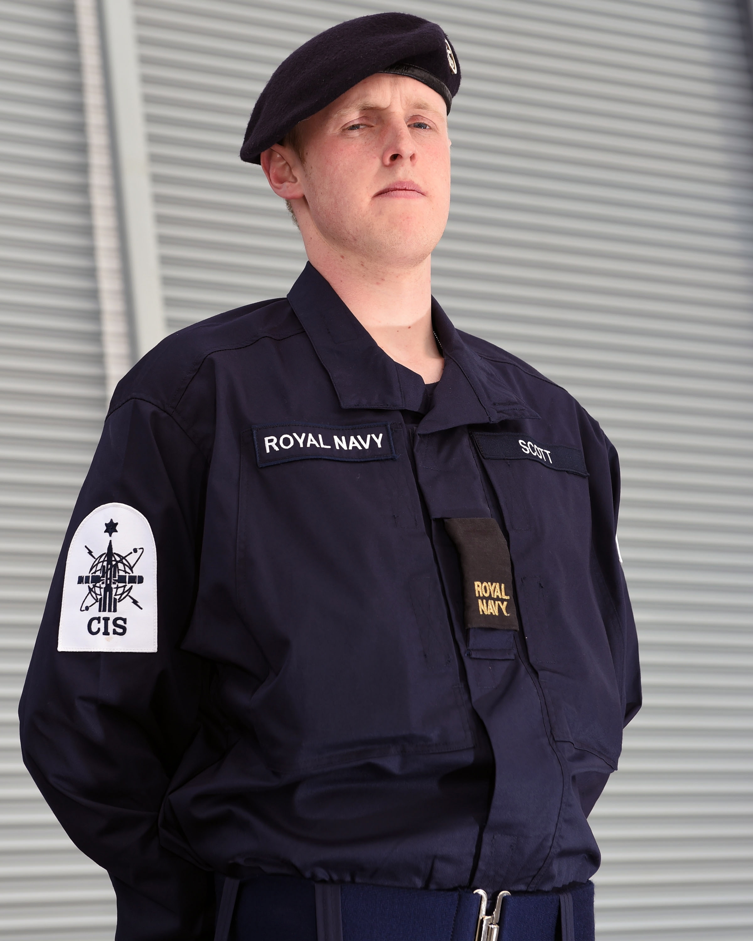 New Royal Navy uniform first worn by Portsmouth crew