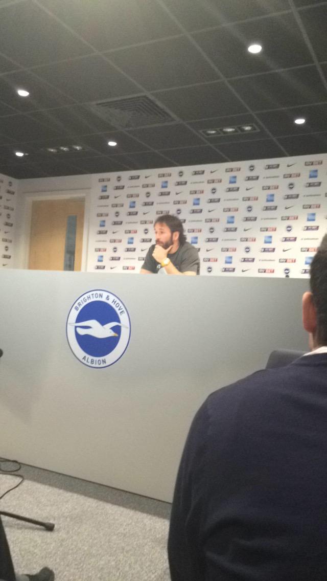 Brighton vs Derby: Inigo Calderon demands revenge as Chris Hughton wants home wins