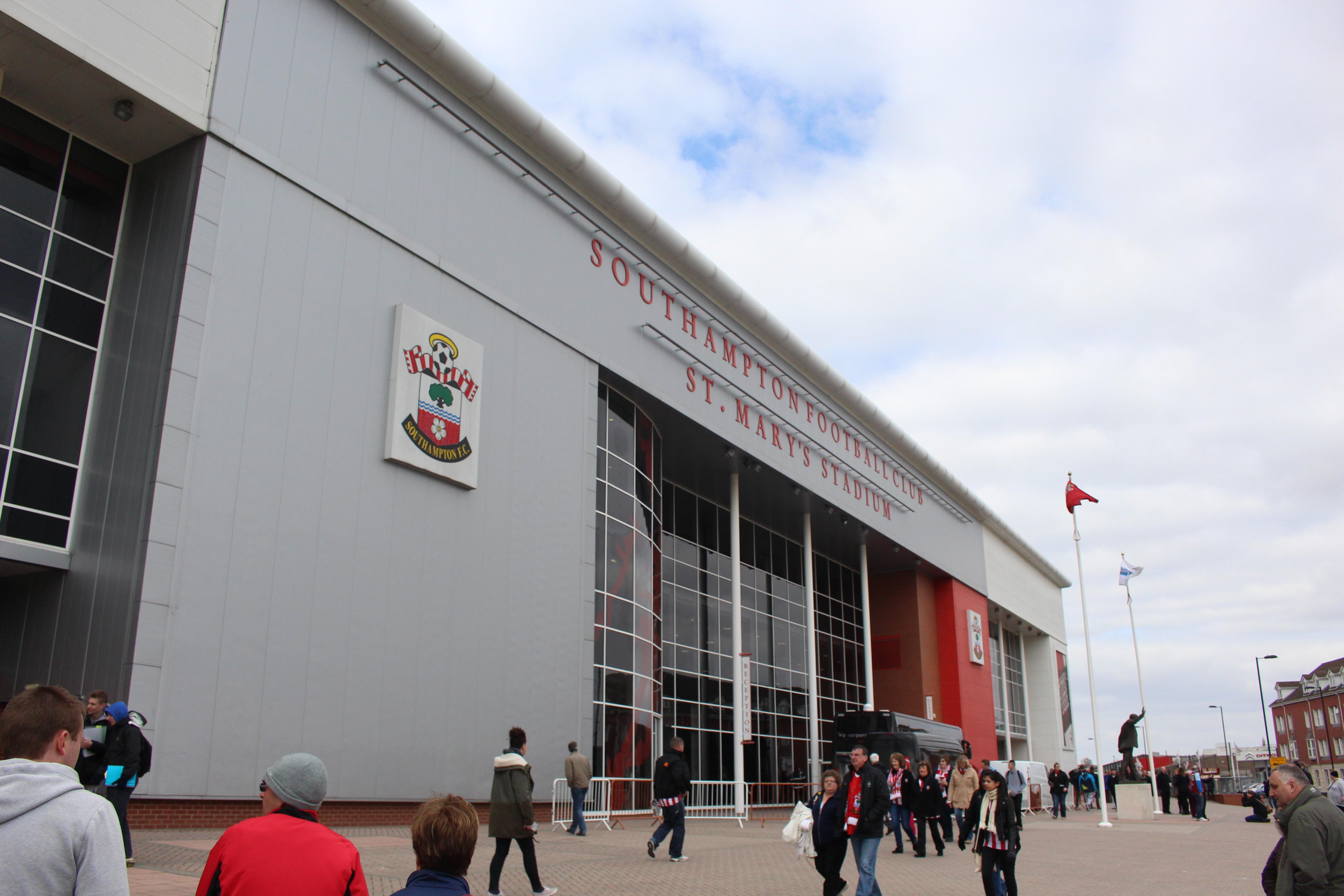Southampton's Champions League dream still alive.