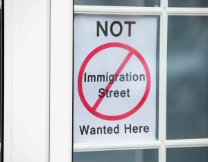 Immigration Street