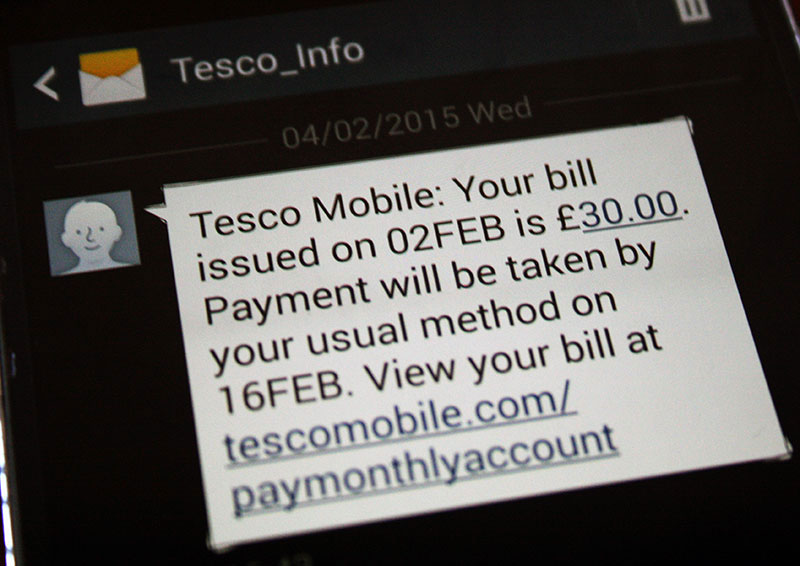 Reduce your mobile phone bill by up to 50%