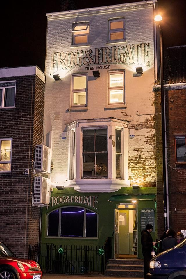 Famous Southampton pub hosts successful re-opening weekend