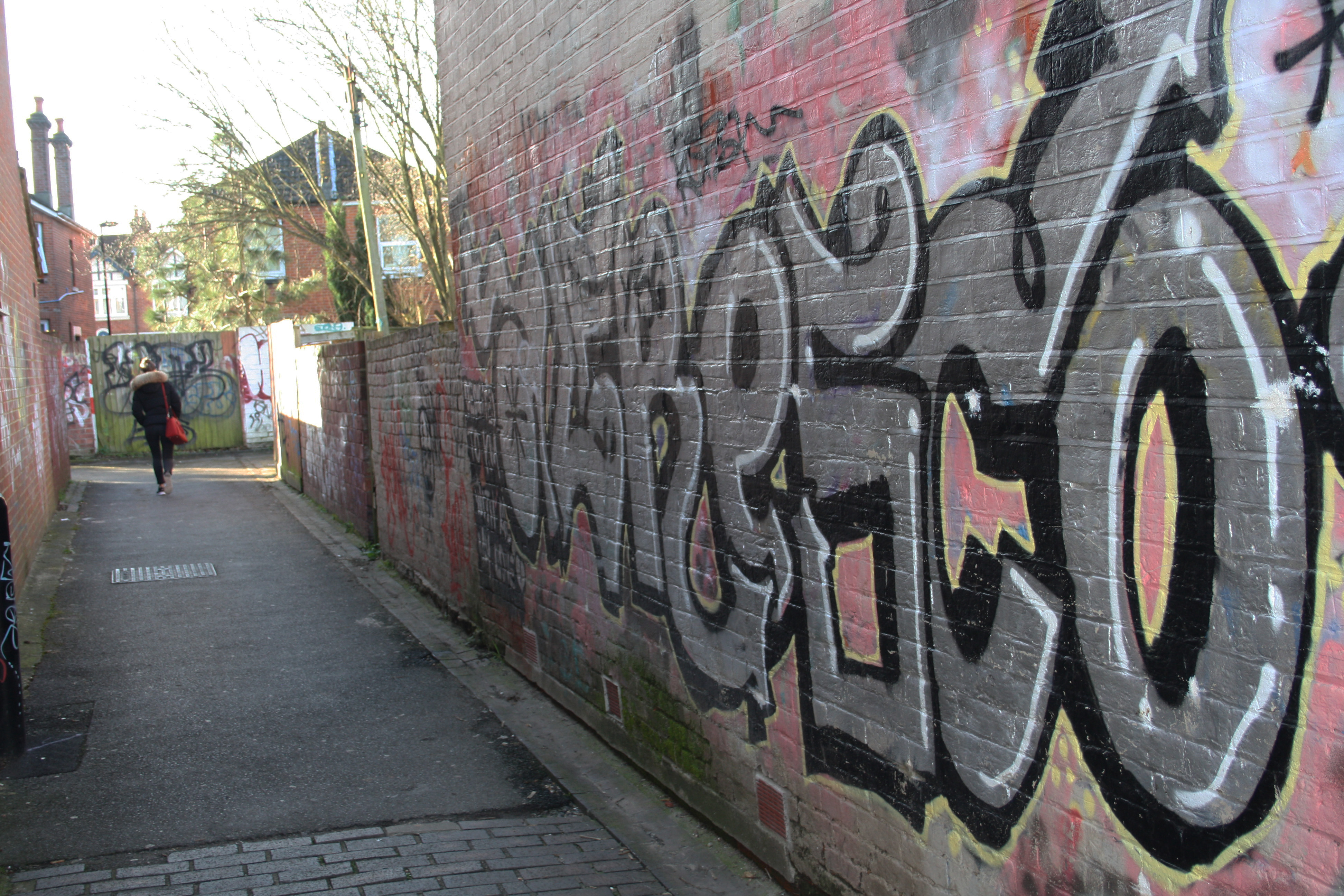 Crime is on the rise in Southampton