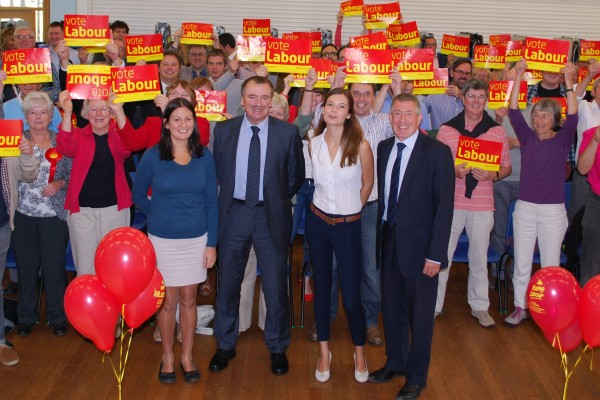 Alan Whitehead is seeking re-election on 7 May
