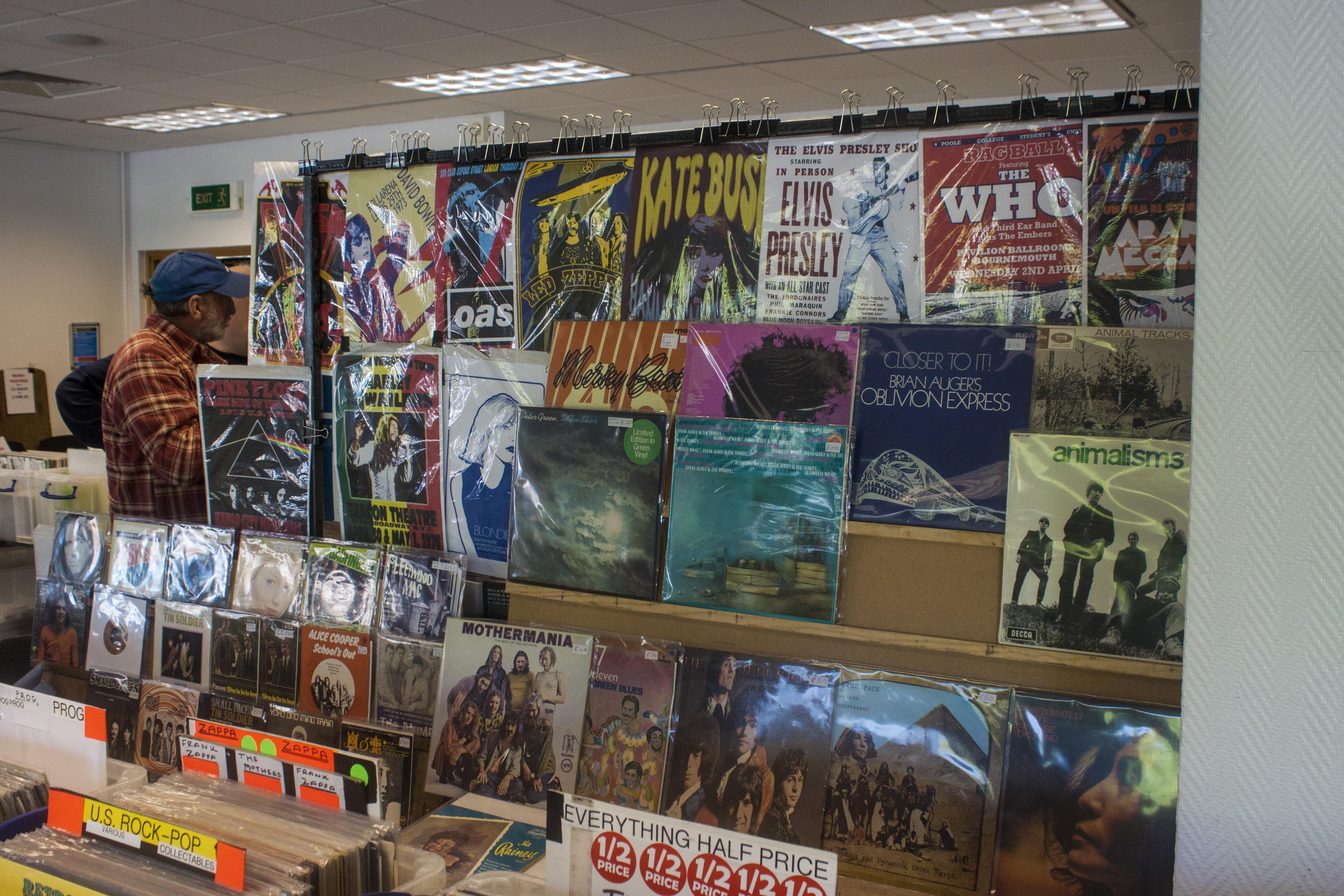 Southampton celebrates Record Store Day 2015