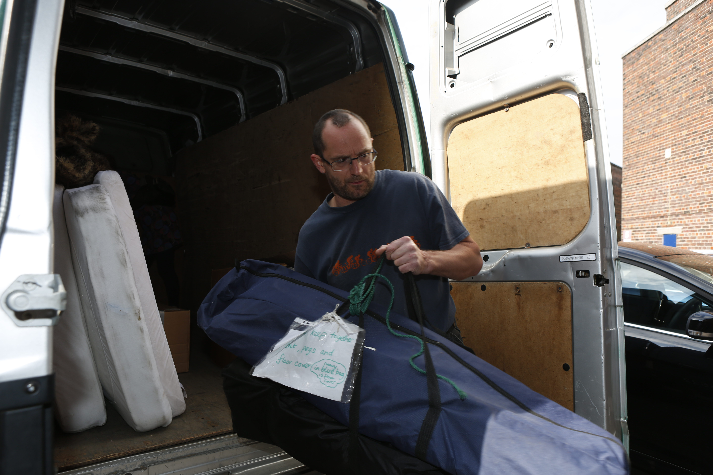 Southampton Helps Refugees