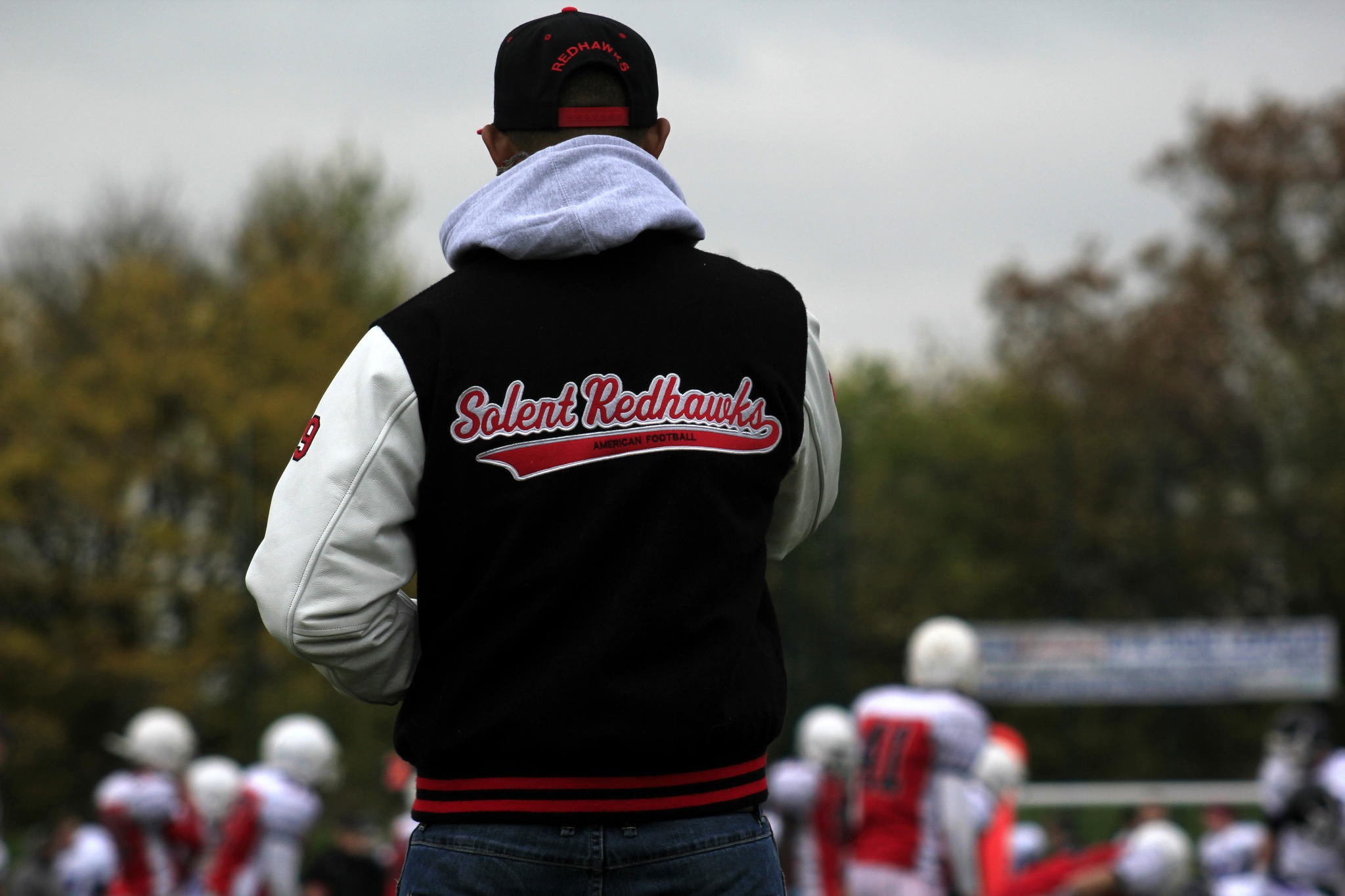 Solent Redhawks on the rise as American Football popularity grows in the UK