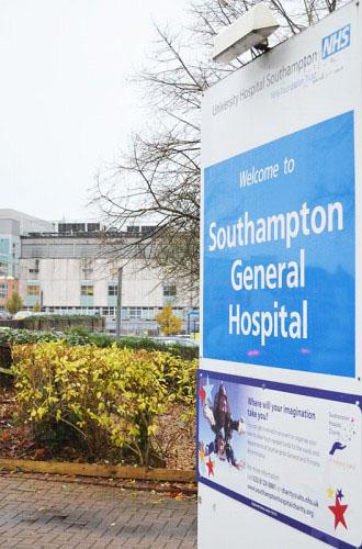 Southampton Children's Ward to receive £10,000 donation