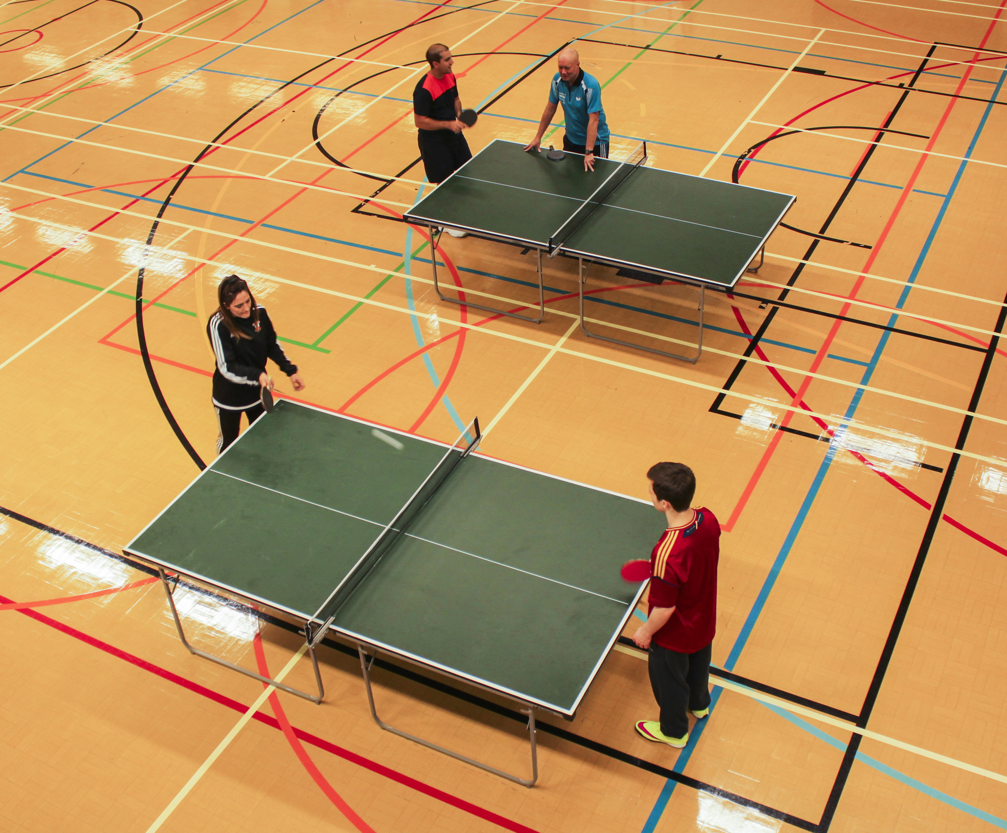 Team Solent table tennis coach: 'The sky is the limit'