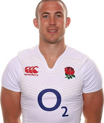 England Rugby Squad Portraits