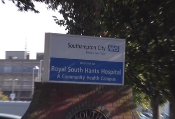 Royal South Hants Hospital