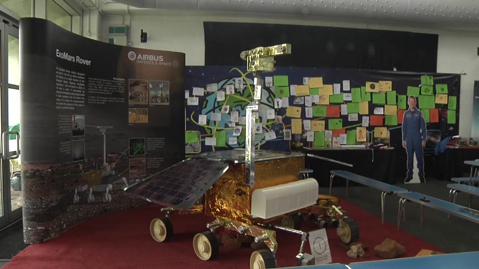 World Space Weekend encourages careers in science