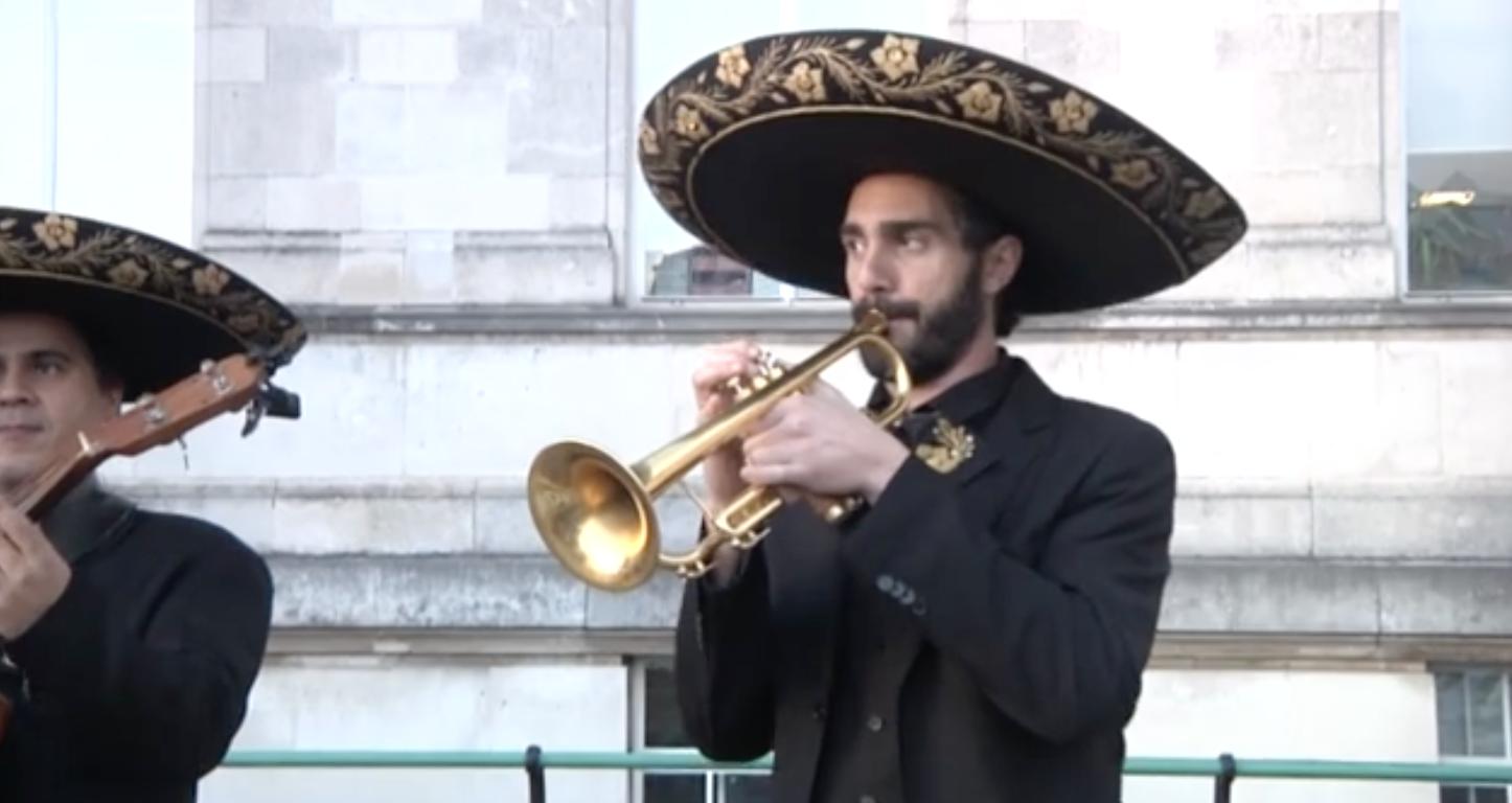 Solent journalism's look at Mexico week!