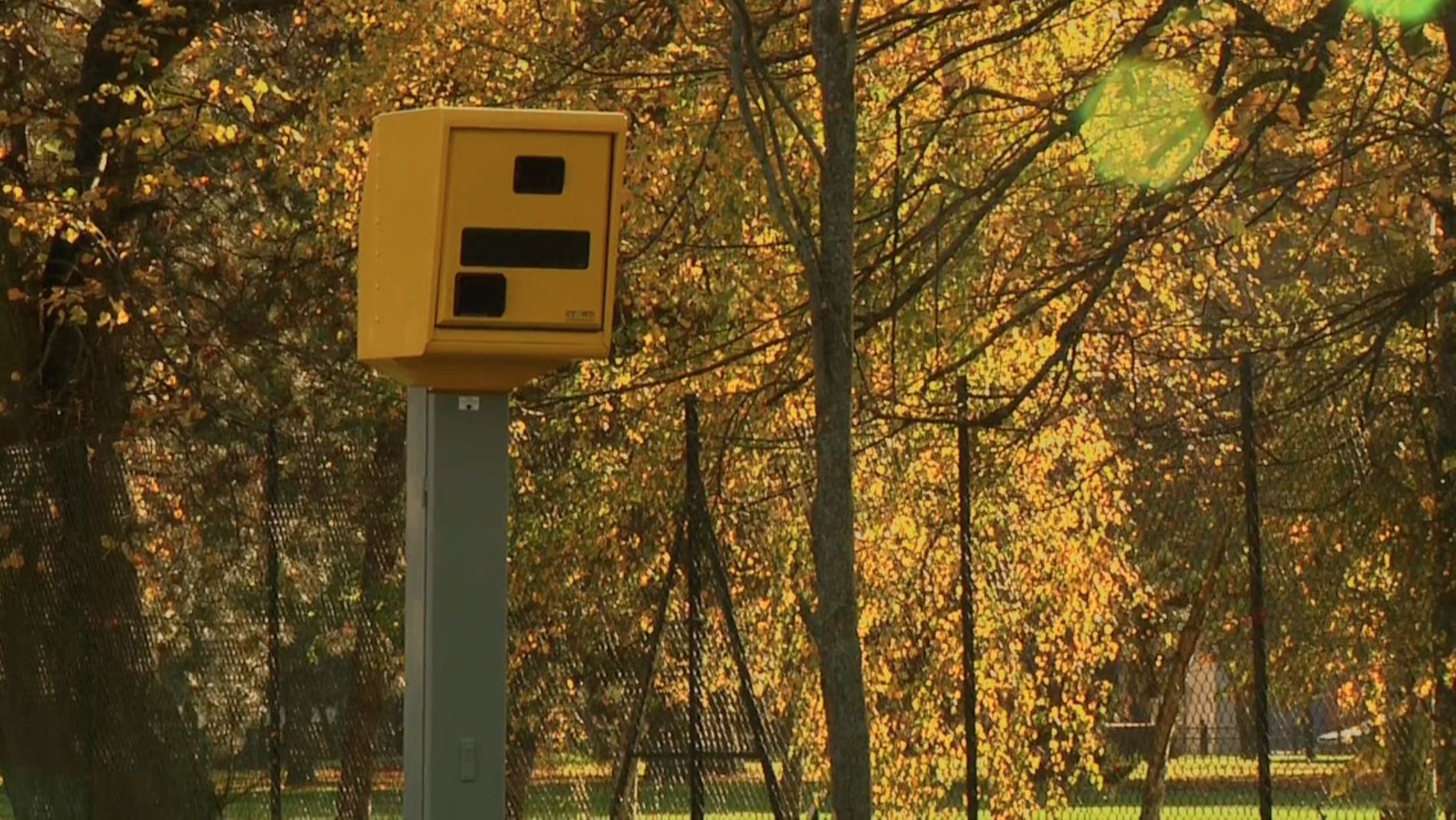 New hi-tech speed cameras on Southampton roads