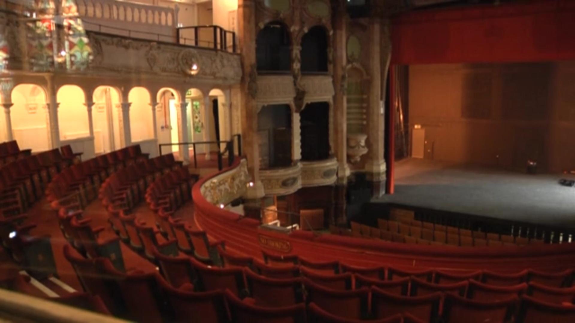 A new Theatre Royal