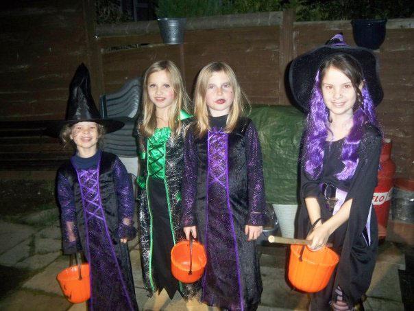 Children's halloween costumes deemed unsafe