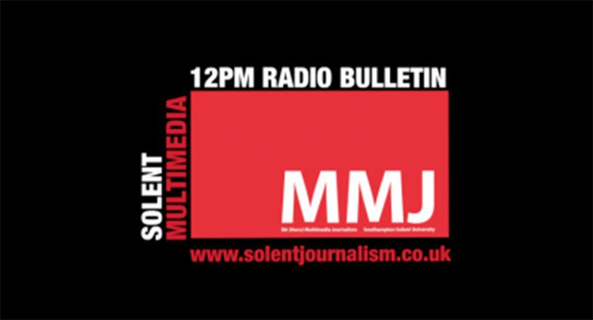 12pm Radio Bulletin