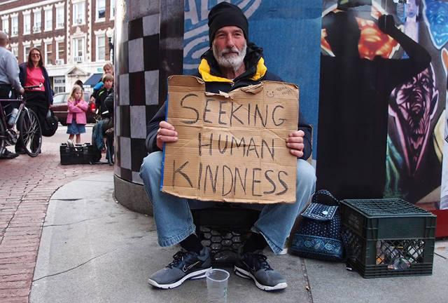 Help the homeless this Christmas