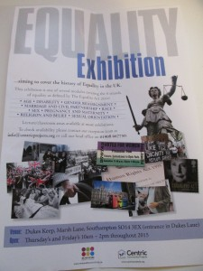 Leaflet for the Exhibition