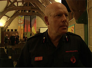 Southampton residents air their concerns over cuts to fire service