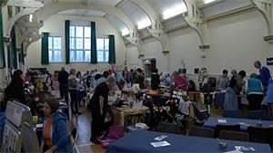 Vintage fair raises over £1000 for local charity