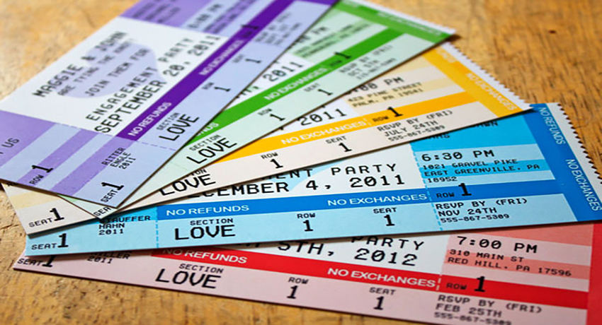 Rise in ticket fraud causes concern