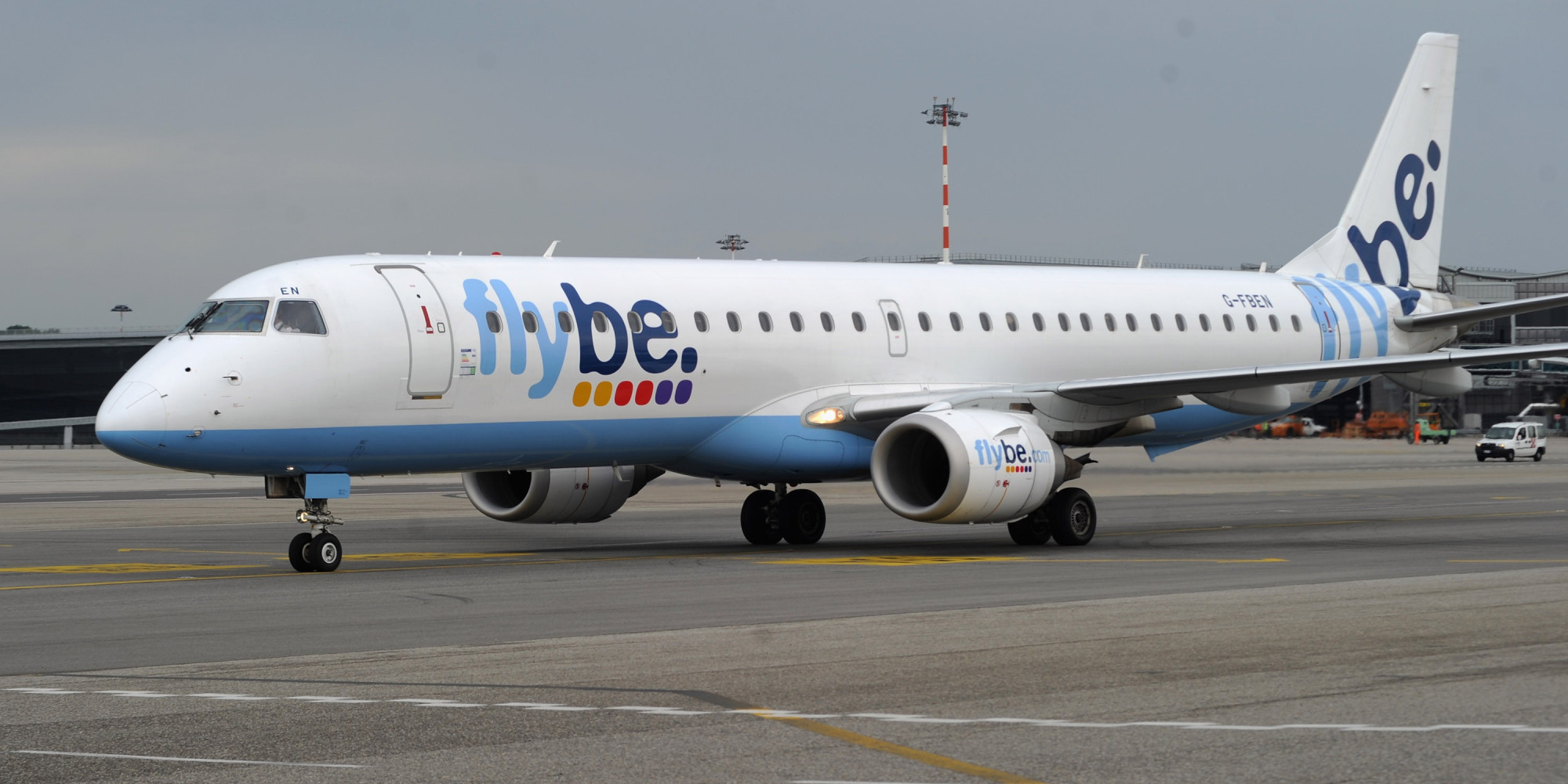 Southampton Made Flybe's Only Base in the South Coast