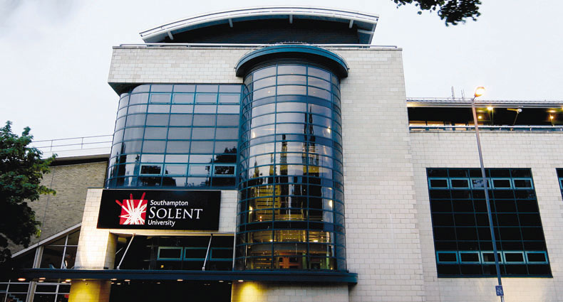 Construction at Solent could cause problems for students