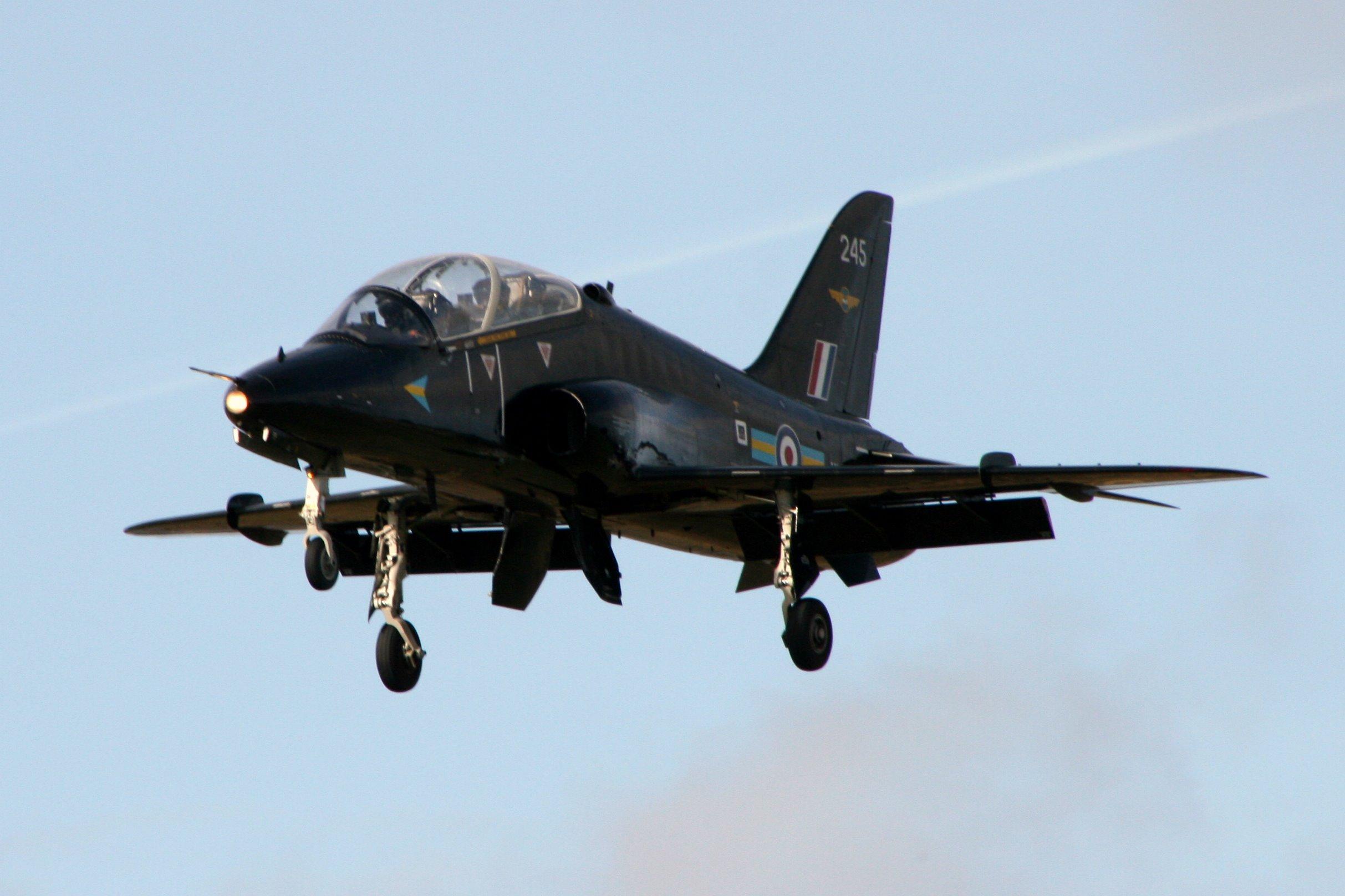 RAF strikes Syria