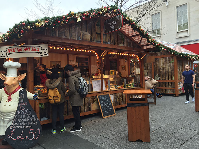 Traditional Christmas food worldwide