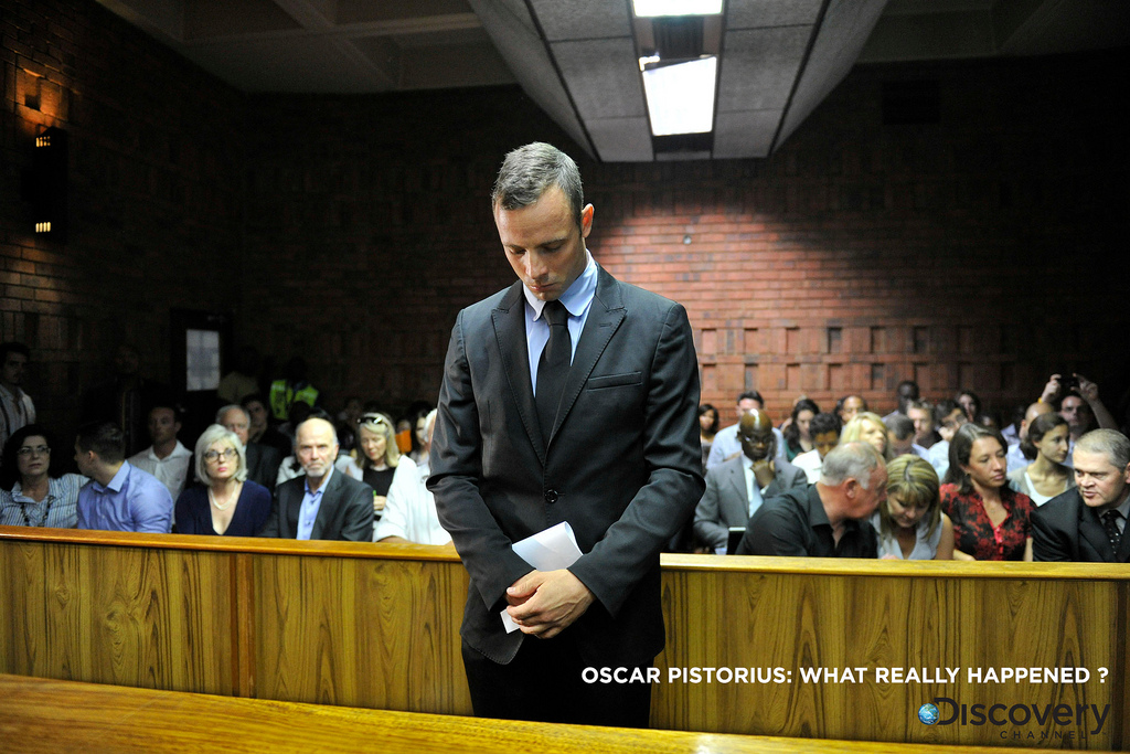 Pistorius to be Charged with Murder