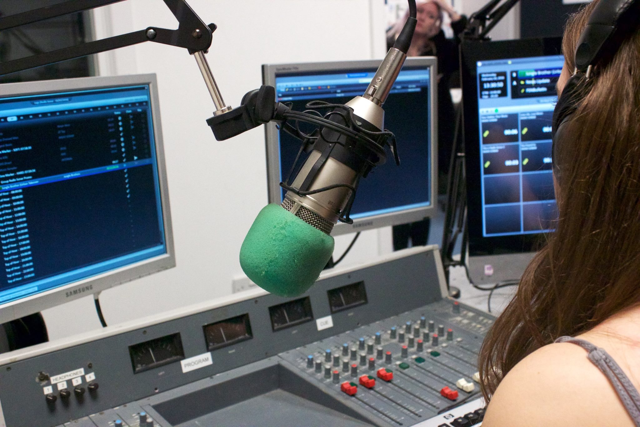 Radio Sonar encourages more students to sign up