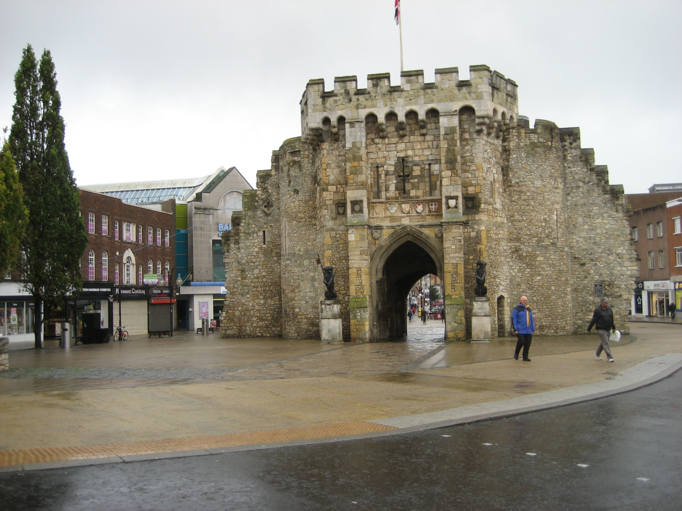 Historic Bargate to Receive Makeover