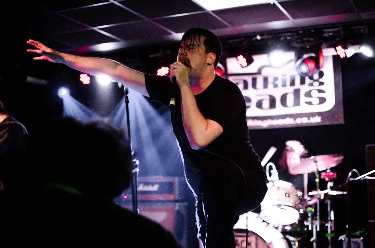 Review: Black Peaks @ the Talking Heads