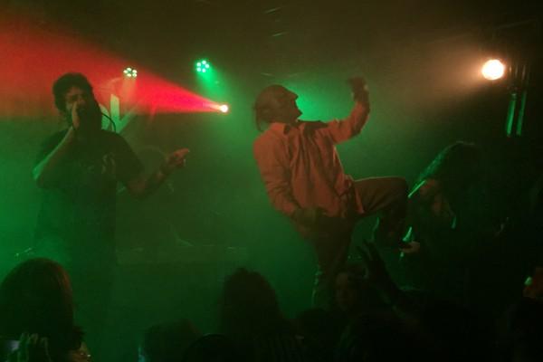 Nekrogoblikon perform at Southampton's The Joiners