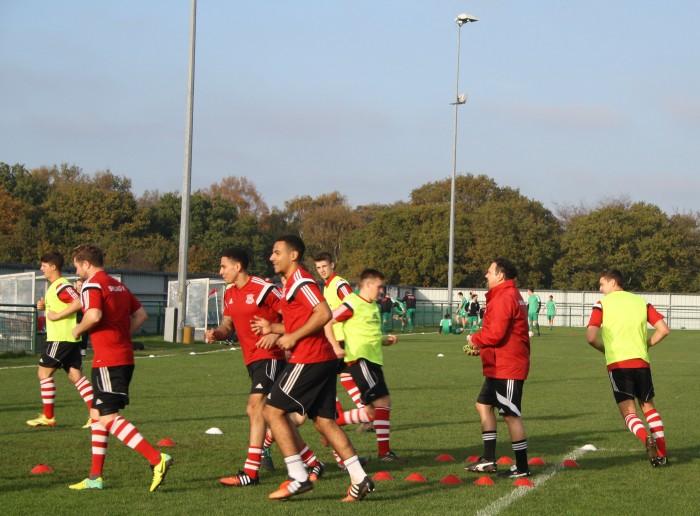 Sholing striker Dan Mason 'fit and firing again.'
