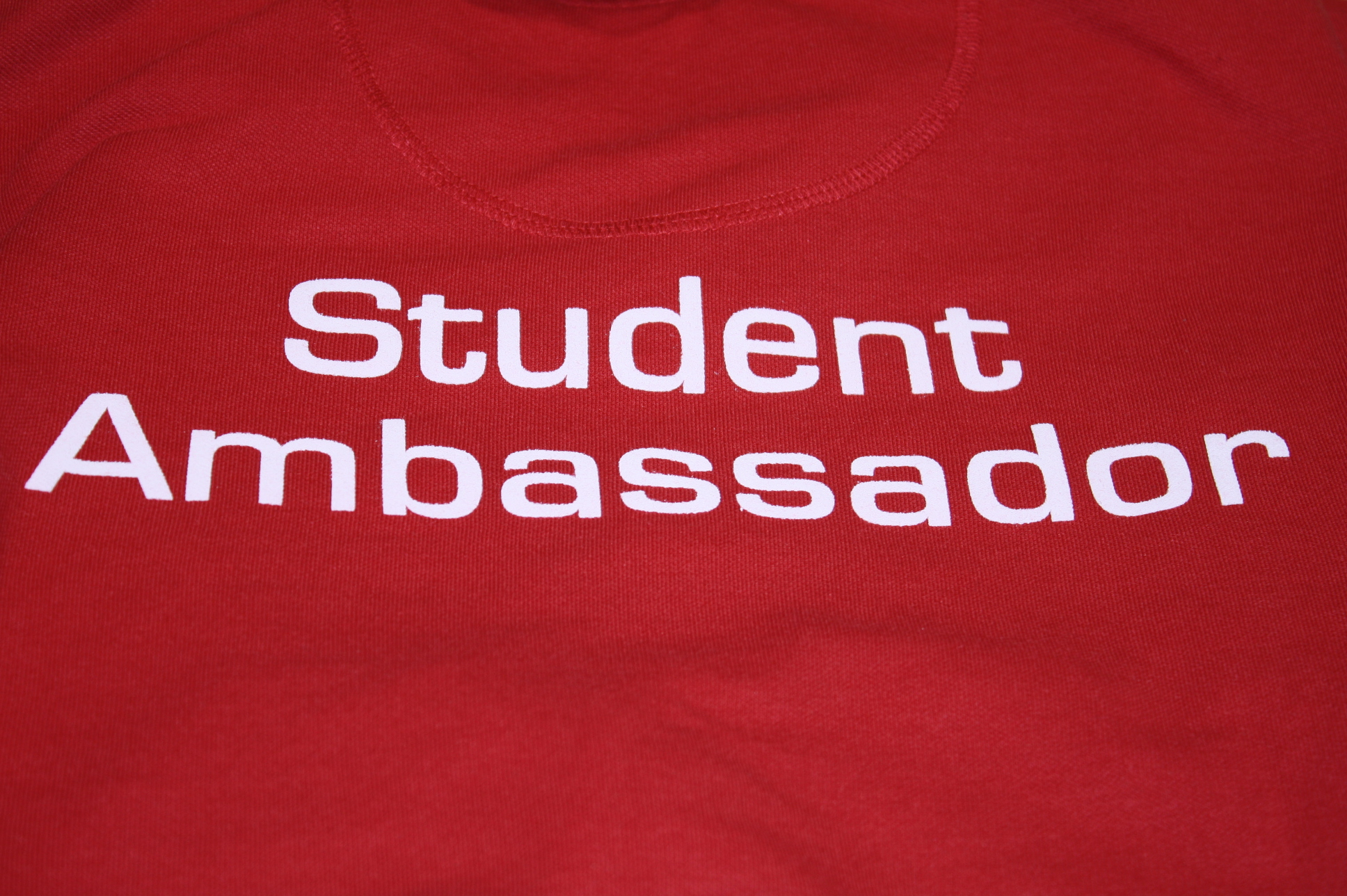 New recruits wanted for Student Ambassador role
