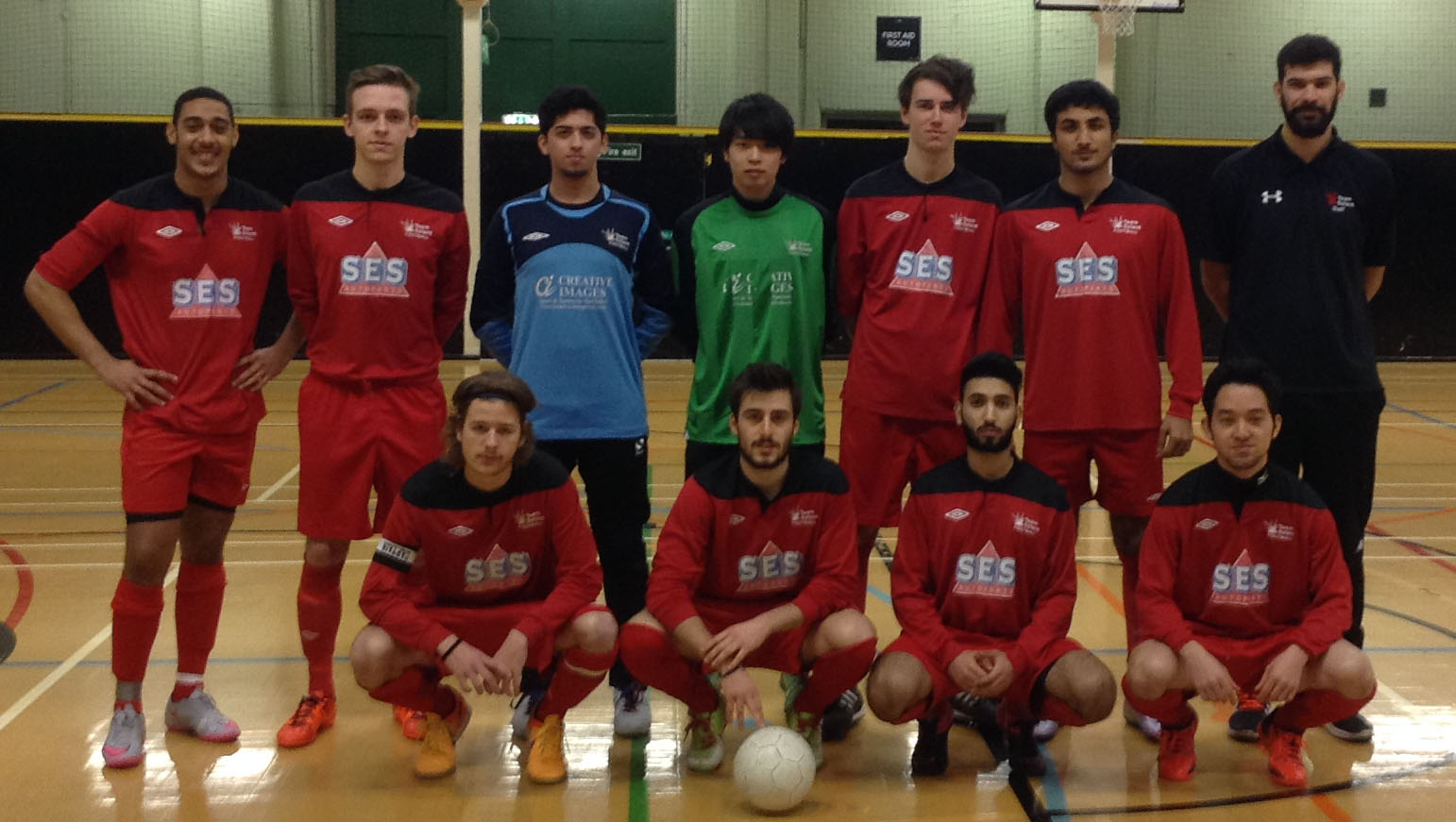 Solent's push to get futsal on the map