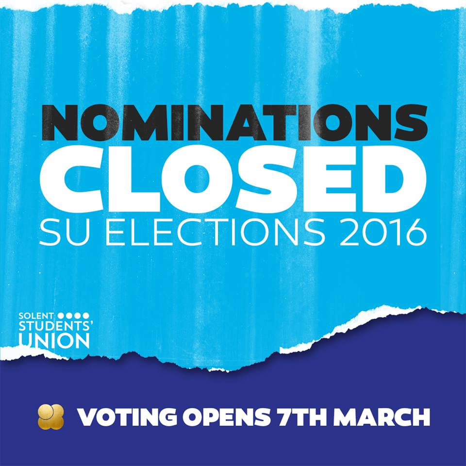 Your winners of the 2016/17 sabbatical election!