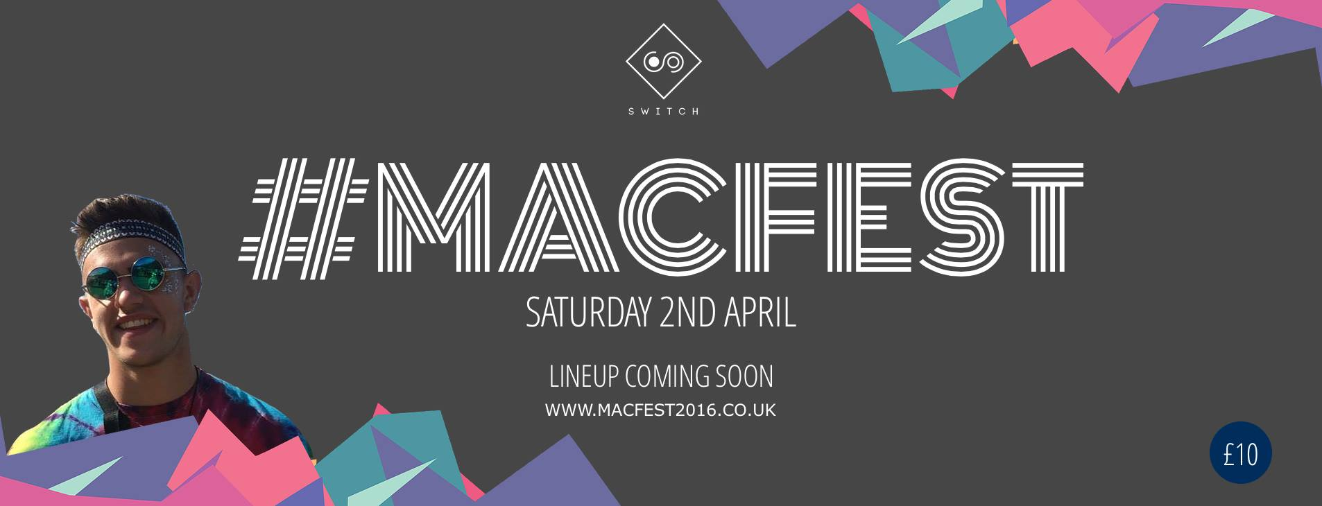 #MACFEST2016 Tickets on sale now!