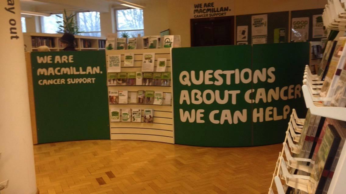 Macmillan Walk and Talk