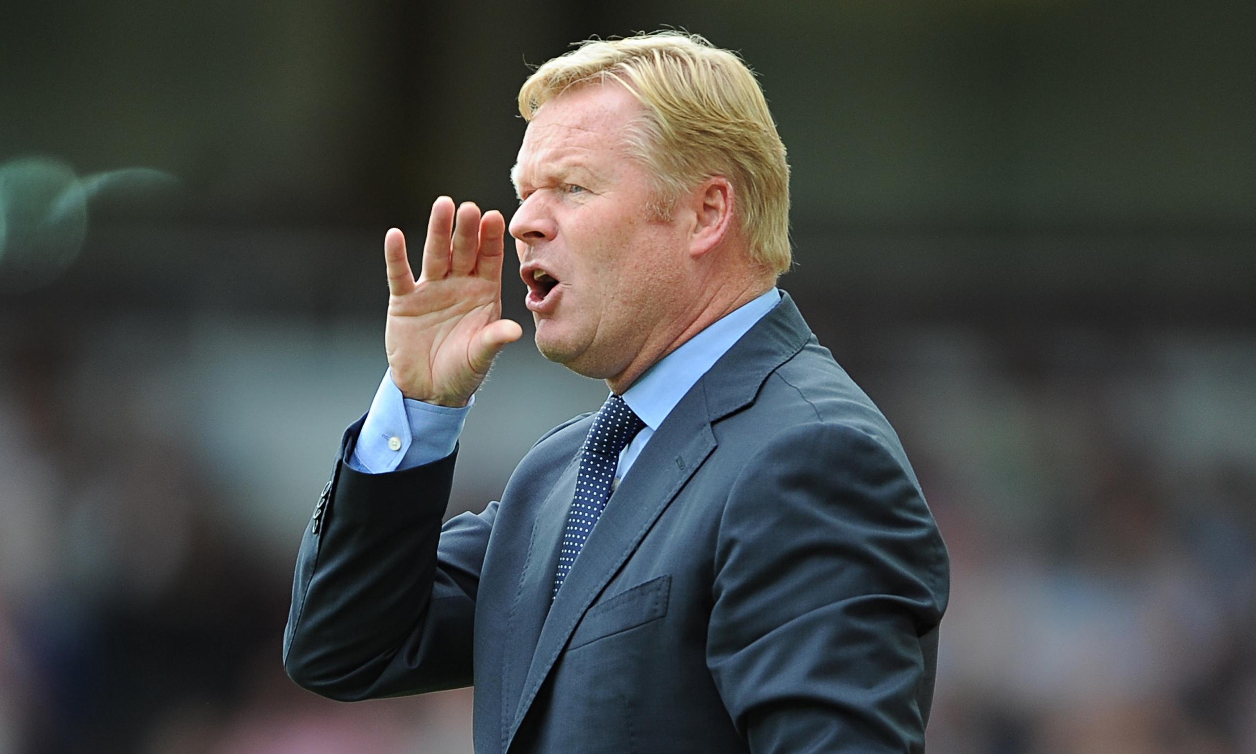 BREAKING: Everton sack Ronald Koeman after poor start