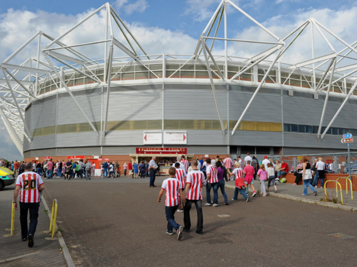 Albion Towers to be painted red and white for Saints FC