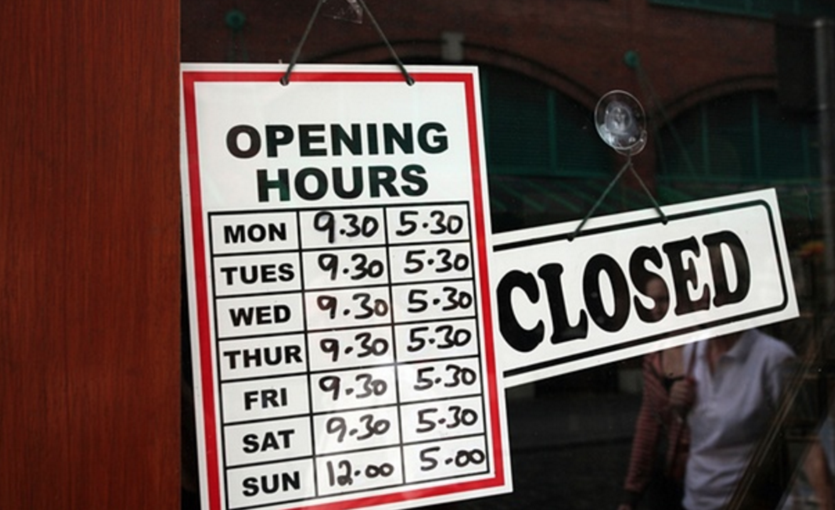 Vote held today for plans to extend Sunday trading hours