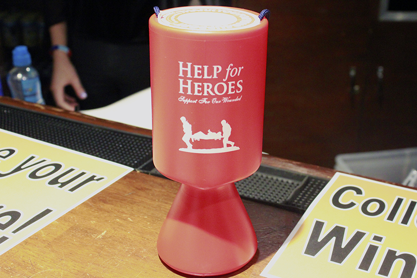Southampton locals raising money for Help For Heroes
