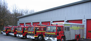 Hampshire Fire and Rescue Service set to cut jobs
