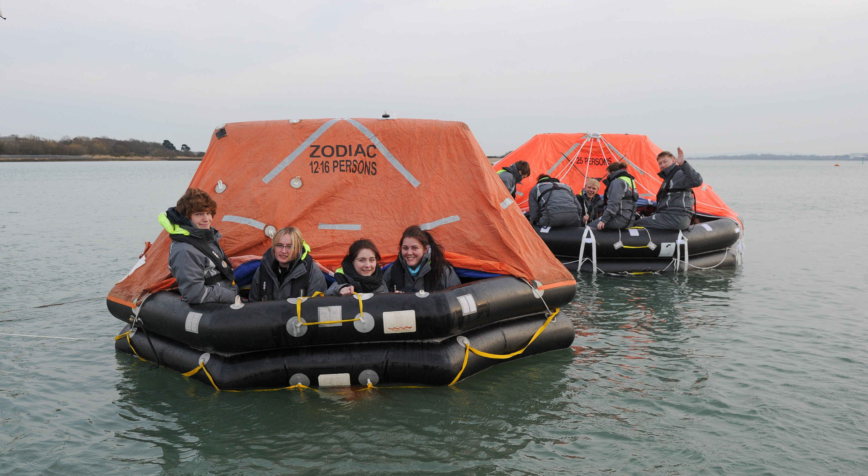 Warsash Maritime Academy to help raise funds for cancer charity