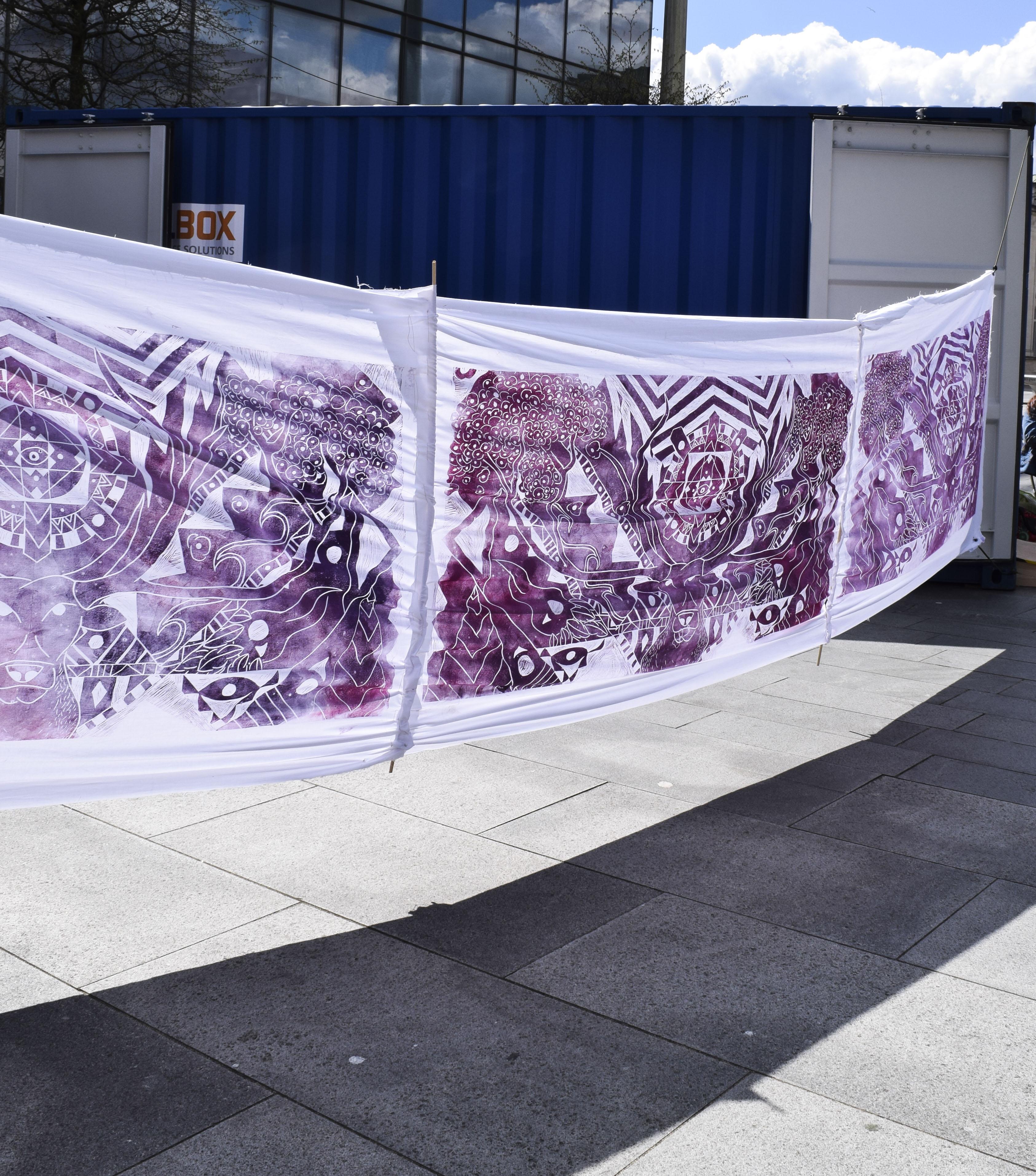 Art Exhibition brings 'Versatility' to Southampton