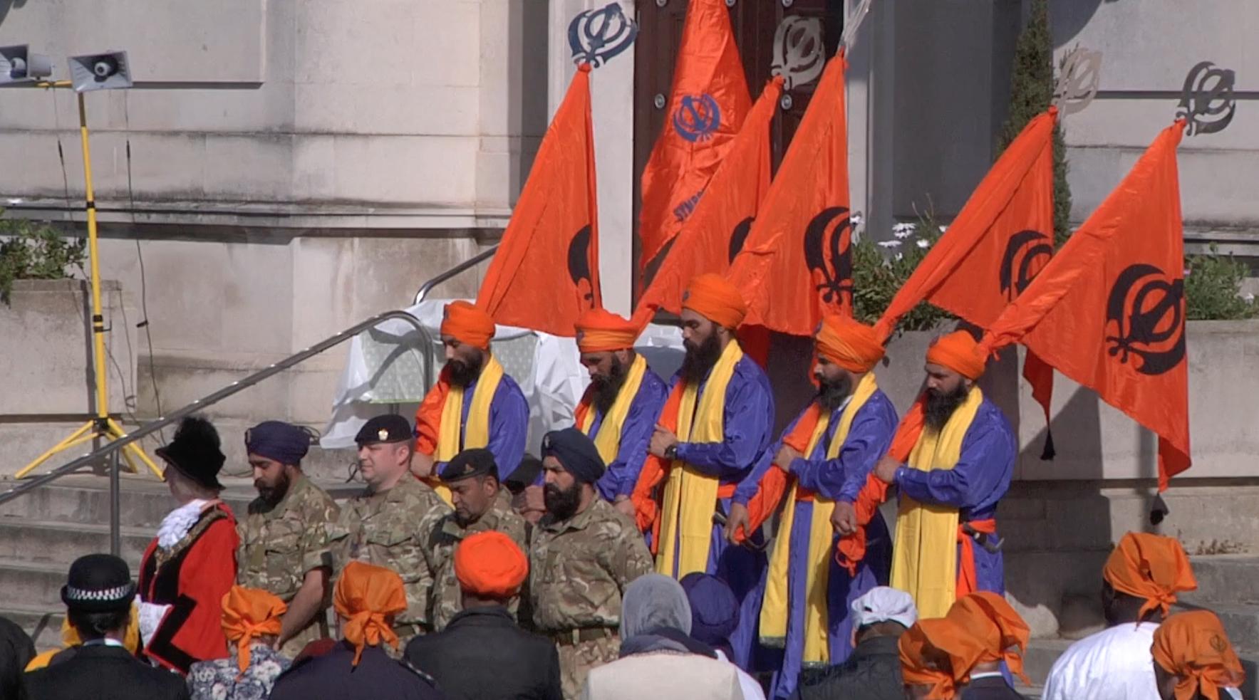 Thousands march through Southampton streets to mark Vaisakhi festival